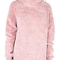 Joules Womens Sweater Blush Pink Size 10 Knitted Turtleneck Mock 69 427 Photo