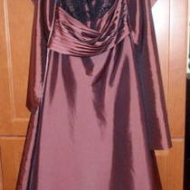 Jovani Ballroom Gown New sz.14  Mother of Wedding  Photo