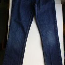 Jr Womens Bayla Skinny Aeropostale Original Quality Jeans Size 3/4 Short Cut (3) Photo