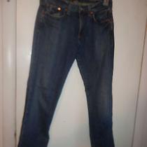 Jrs Misses Lucky Brand Jeans/pants Sz 28 Waist10