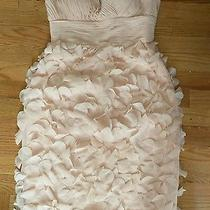 Js Collections Blush Pink Petal Dress Size 4 Photo