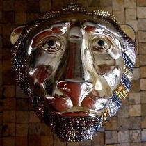 Judith Leiber Swarovski Crystal Lion King Simba Minaudiere Clutch Evening Bag Photo