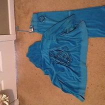 Juicy Coutoure Velour Hoodie and Matching Pants Photo