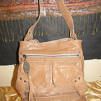 Juicy Couture Authentic Lamb Leather Heiress Hippy Hobo Multi Pockets Photo