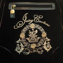 Juicy Couture Backpack Diaper Bag (Black) Photo