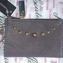 Juicy Couture Bedford Leather Key Chain Wallet 38 Photo