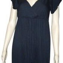 Juicy Couture Black 100% Modal Sexy Summer Dress Size Small Photo