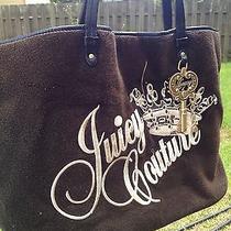 Juicy Couture Black Bag Photo