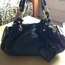 Juicy Couture Black Handbag Photo