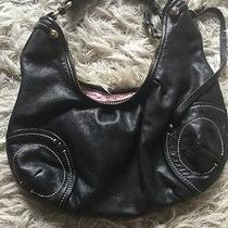 Juicy Couture Black Leather Bag Photo