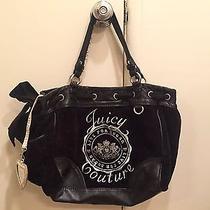 Juicy Couture Black Purse Photo