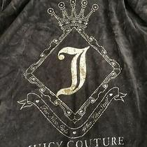Juicy Couture Black Sparkle Design Read Description  Photo