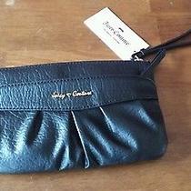 Juicy Couture Black Wristlet  Photo