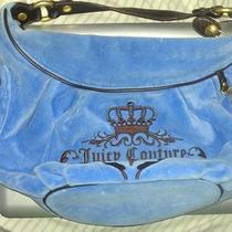 Juicy Couture Blue Hobo Photo