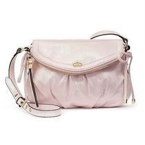 Juicy Couture Blush Pink Pastel Mini Traveler Crossbody Bag Purse Nwt Photo