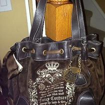 Juicy Couture Brown Royal Juicy Bag  Photo