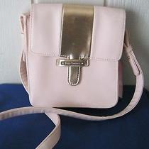 Juicy Couture Crossbody Small Purse Blush Pink New Handbag 8 X 7.25 X 3