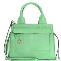 Juicy Couture Desert Springs Leather Mini Day Dreamer (Clover Green) Photo