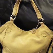 Juicy Couture Genuine  Green  Pebbled Leather Hobo Shoulder Handbag. Photo