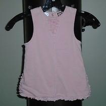 Juicy Couture Girls Size 18 Mo Darling Lined Pink Dress Photo