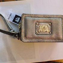 Juicy Couture Gold Bag Clutch Purse Pouch  Photo