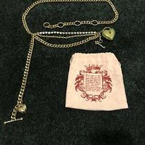 Juicy Couture Gold Chain Belt Photo