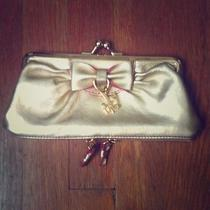 Juicy Couture Gold Clutch Photo