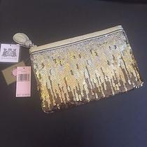 Juicy Couture Gold Purse Photo