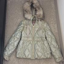 Juicy Couture Gold Snow Coat  Photo