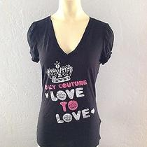 Juicy Couture Graphic Tshirt  Photo