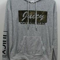 Juicy Couture Grey Hoodie Size S . Stor7rg   Photo