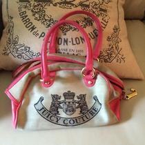 Juicy Couture Handbag Rare Photo