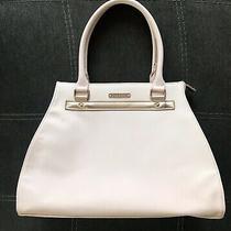 Juicy Couture Handbag Tote Bag Purse Large Satchel Pink Rose Gold Shoulder Photo