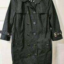 Juicy Couture Jacket/ Coat Black Colour -Size L Photo