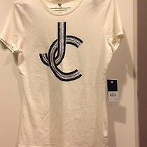 Juicy Couture 'Jc' T-Shirt With Shine Photo