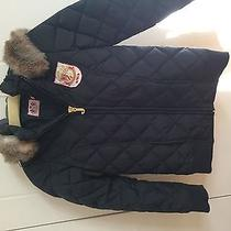 Juicy Couture Kids Small Black Snow/raincoat  Photo
