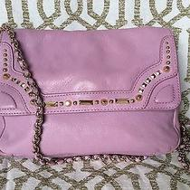 Juicy Couture Leather Freya Crossbody Orchid Purse Photo