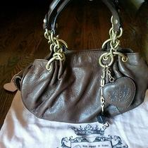 Juicy Couture Leather Handbag Photo