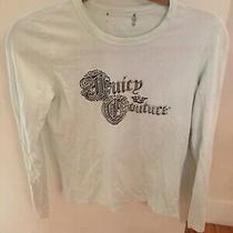 Juicy Couture Long Sleeved Tee Size S Photo