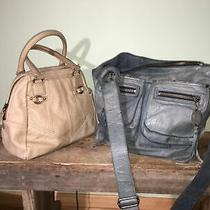 Juicy Couture Lot of 2 Leather Bags Photo