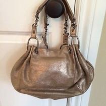 Juicy Couture Metallic Handbag Photo