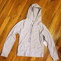 Juicy Couture Multicolor Terry Embellished Hoodie - Womens Size Medium Photo
