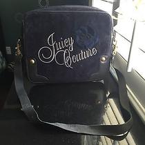 Juicy Couture Navy Blue Computer Case Photo