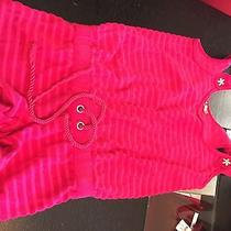 Juicy Couture Pink Terry Romper/cover Up Small Euc Photo