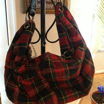 Juicy Couture Plaid Purse Photo