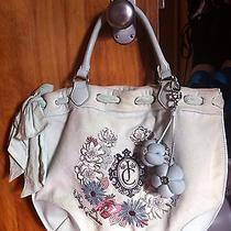 Juicy Couture Powder Blue Handbag Photo