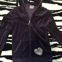 Juicy Couture Purple Hoodie  Photo