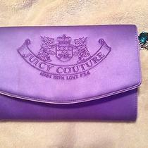 Juicy Couture Purple Wallet Photo