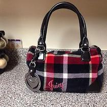 Juicy Couture Purse Plaid Photo