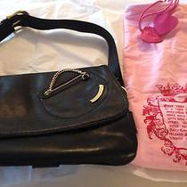 Juicy Couture Purse W/original Pink Storage Bag  Photo